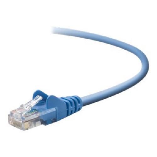 BELKIN Cat.5e UTP Patch Cord 2m [A3L791-07-S] - Blue - Network Cable Utp